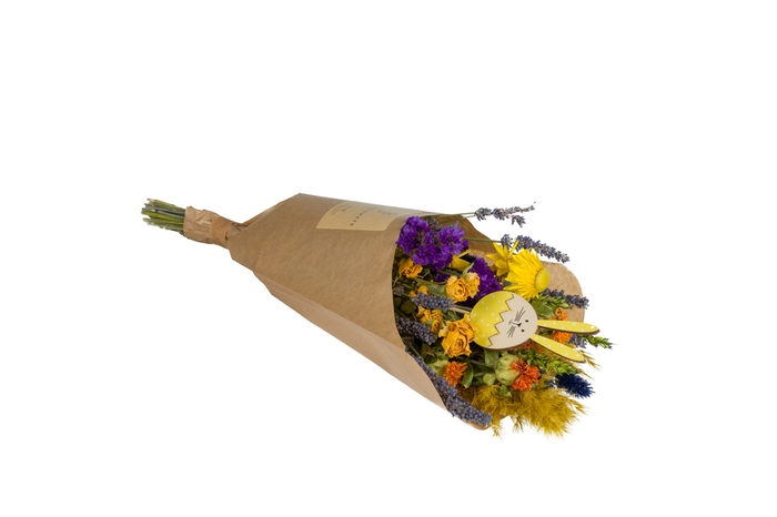 <h4>FIELD BOUQUET SMALL EASTER YELLOW</h4>