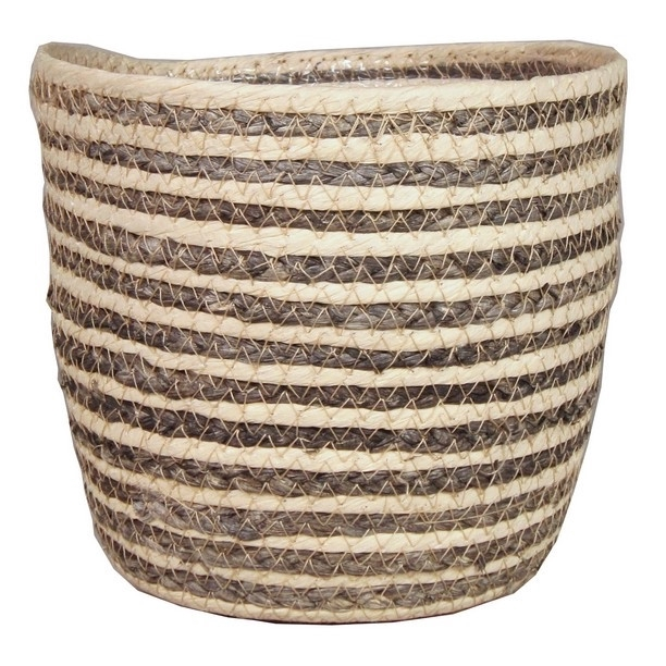 <h4>Baskets Stripe basket d17.5*14cm</h4>