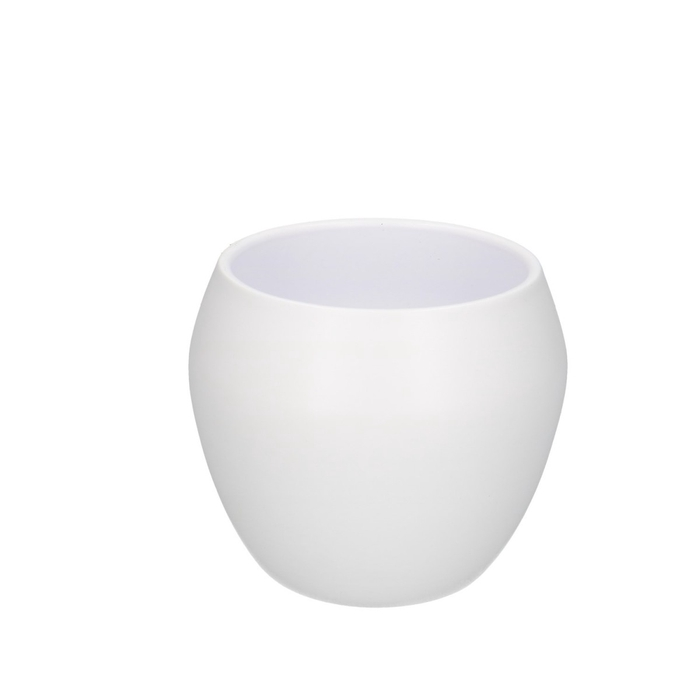 <h4>Ceramics Ball pot Knick d12/15*13cm</h4>