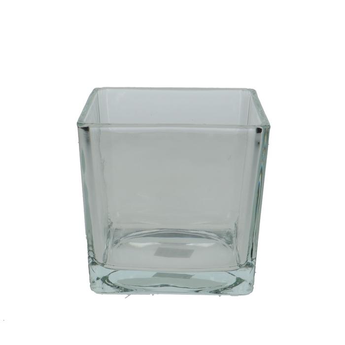 <h4>Glas Accubak taps d12*12cm</h4>