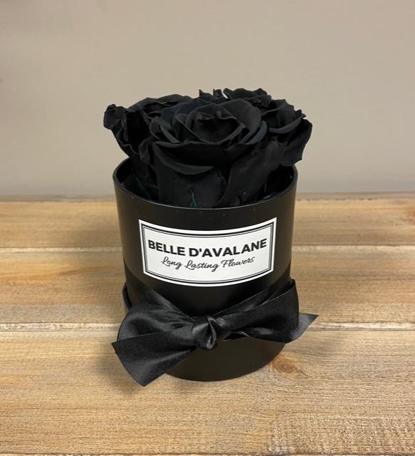 <h4>Box rd 10cm zwart-zwart</h4>