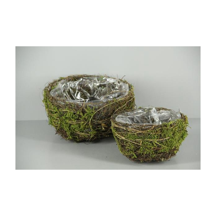 <h4>Planter Moss Round S/2</h4>