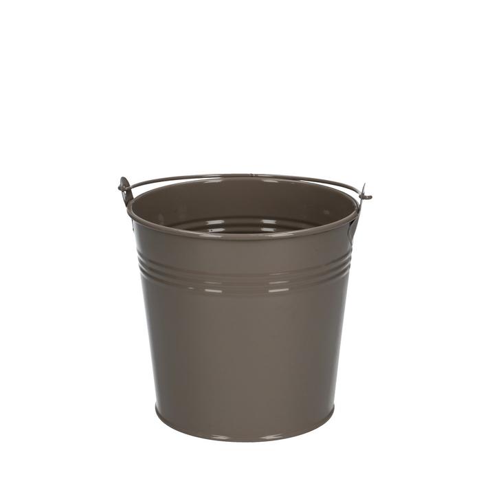 <h4>Zinc Bucket  d12.5*11.5cm</h4>