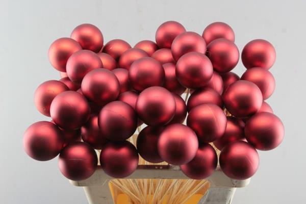 <h4>Droog X-mas Ball Red Matt</h4>