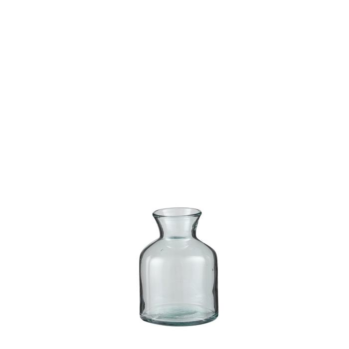 <h4>Glass Bottlevase Bella d14*20cm</h4>