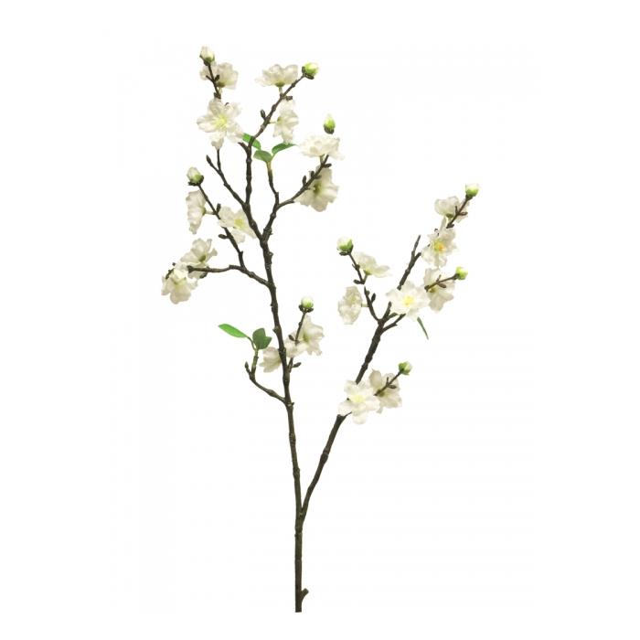 <h4>SILK FLOWERS - CHERRY BLOSSOM HOUSTON WHITE 81CM</h4>