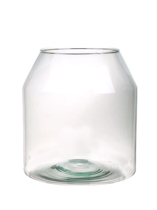 <h4>DF883711100 - Vase Palmas d12.7/18.7xh19 Eco</h4>