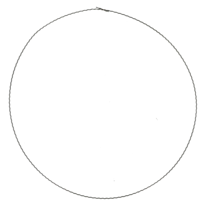 <h4>Floristry Flat Wire Rings d35cm x50</h4>