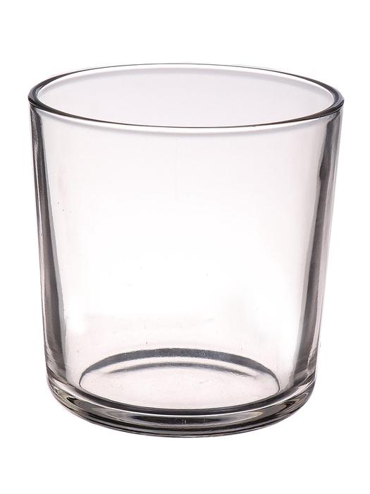<h4>DF663400147 - Pot glass Jackson d12.7xh13 clear</h4>
