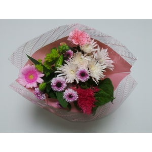 Bouquet 8 stems Pink