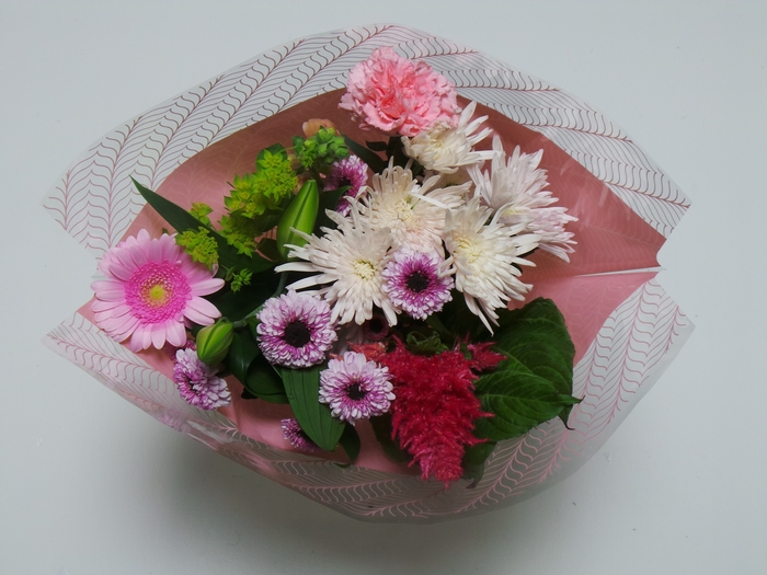 <h4>Bouquet 8 stems Pink</h4>