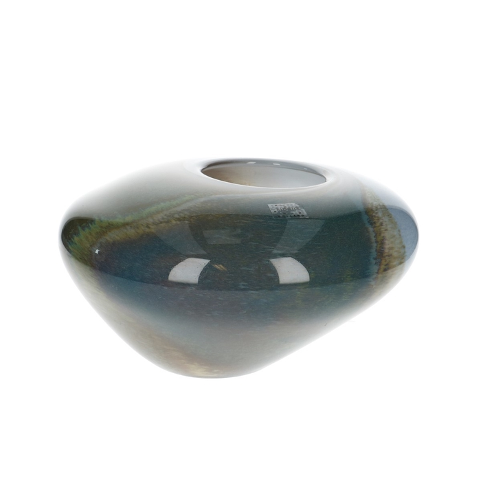 <h4>Glas Fidrio Atlantic vaas bol d10/27*14cm</h4>
