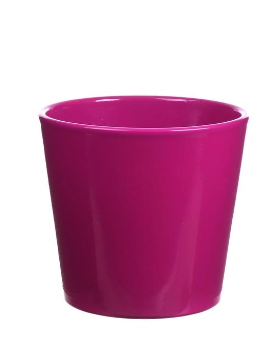 <h4>DF881761400 - Pot Dida d13.5xh12.5 fuchsia</h4>