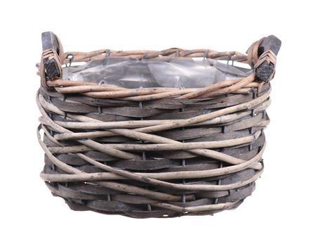 <h4>Basket Trimble5 oval 21x16xh12 grey</h4>