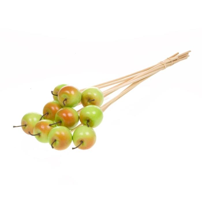 <h4>Apple 5cm o/s 10pc SB natural green</h4>