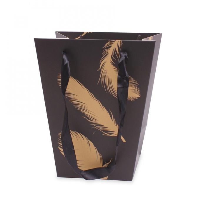 <h4>Tassen Feathers d17/13x11/11*20cm</h4>
