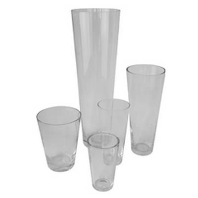 <h4>Vase Accra verre ø19,5xH70cm</h4>