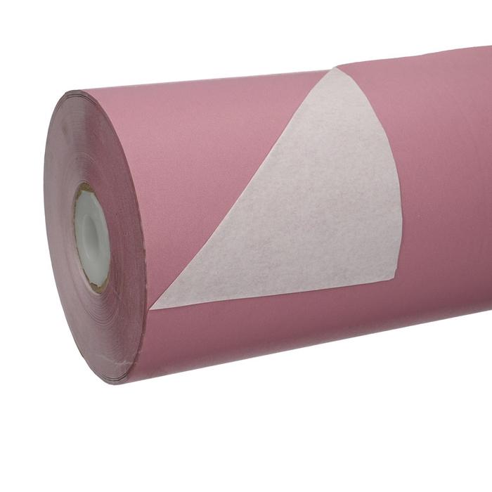 <h4>Papier Rol 50cm 40g 7.5kg Wit/Lila</h4>