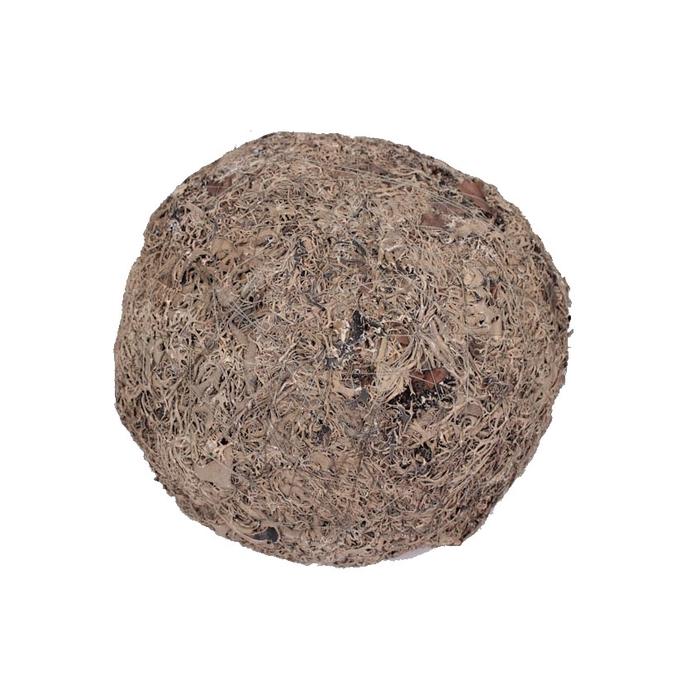 <h4>Grey mos ball 20cm natural</h4>