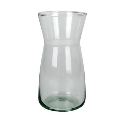 <h4>Vaas Carolina Ø13xH22cm recycled glas</h4>