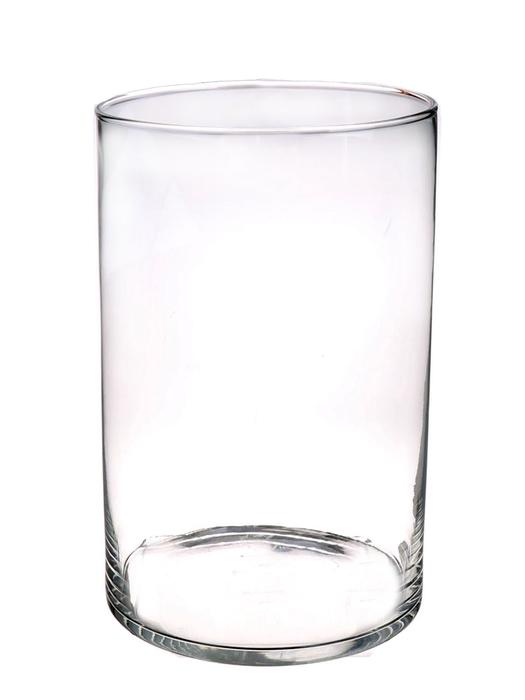 <h4>DF883523100 - Cylinder vase Maida d19xh30 clear</h4>