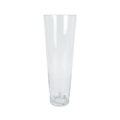 <h4>Vaas Campbell glas Ø17xH50cm CC</h4>
