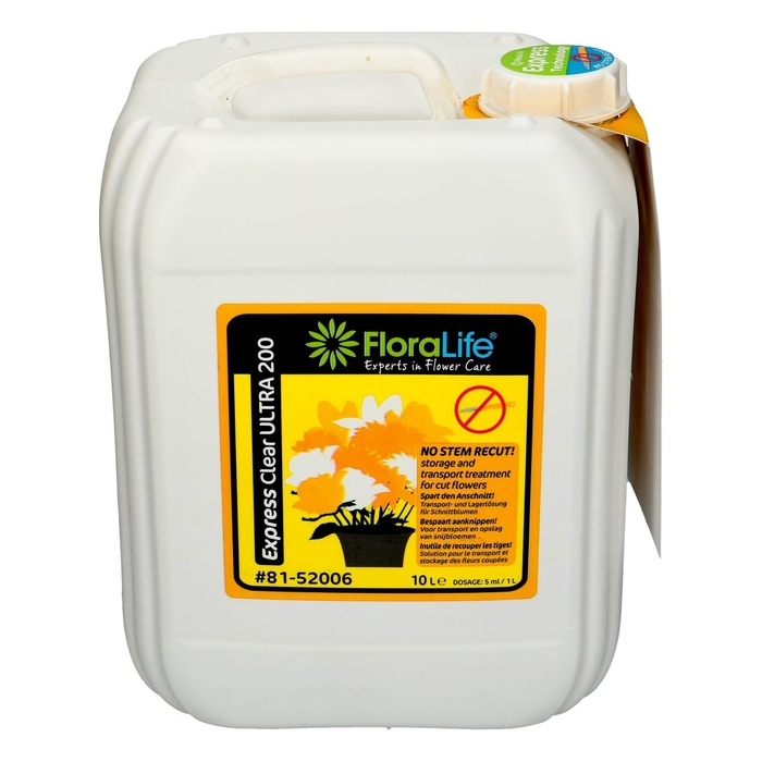 <h4>Abono organico Floral. Expr Clear Ultra 10L</h4>