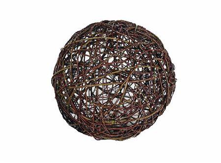 <h4>Ball Willow 75cm Fresh Natural</h4>