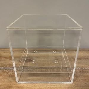 Plexi carré 12.5x12.5cm
