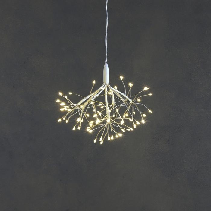 <h4>Kerst LED tak hangend 80lmp</h4>