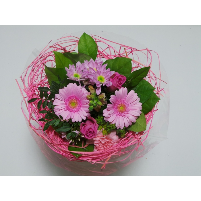 <h4>Bouquet Sisal Medium Pink</h4>