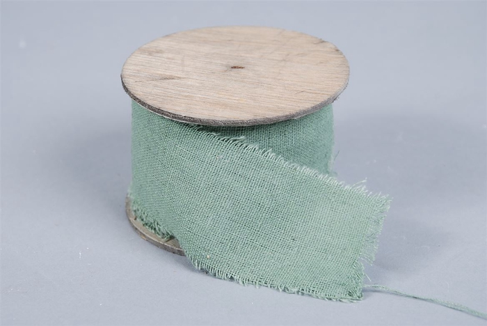 <h4>Lint Katoen Op Rol D.groen 3mx4,6cm P/1 Nm</h4>