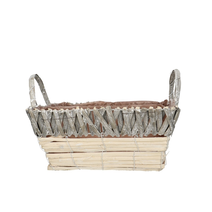 <h4>Baskets Spring square d23/23*10cm</h4>