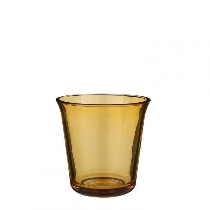 <h4>Glas kleur Troj pot d13*13cm</h4>
