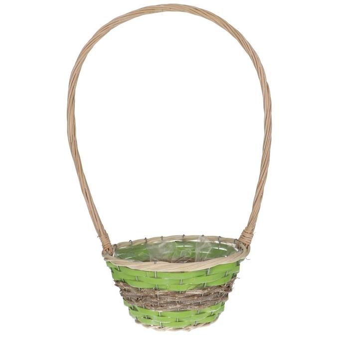<h4>Baskets Handle d24*17/52cm</h4>