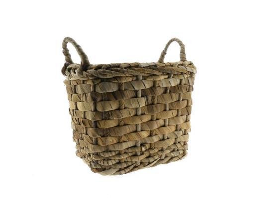 <h4>Basket Waterhyacint 27x19x28cm</h4>