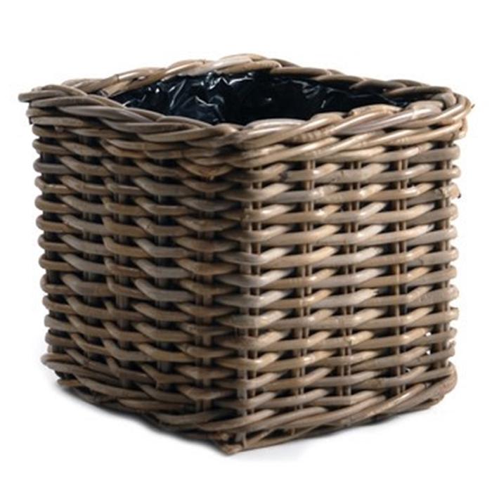 <h4>Baskets Rattan tray d24*19cm</h4>