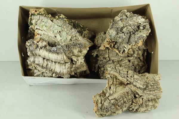<h4>Cork Pieces 15x20cm Box</h4>