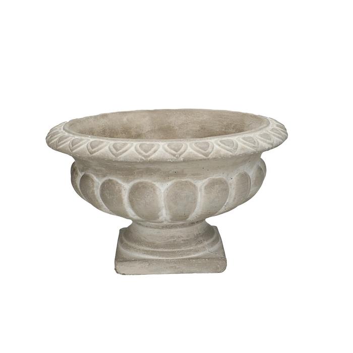 <h4>Ceramics Bedollo urn d24*14cm</h4>