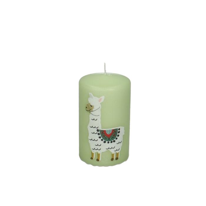 <h4>Candle Cylinder Lama d06*10cm</h4>