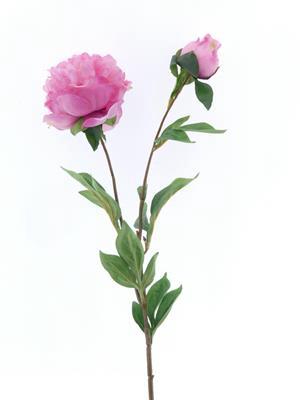 <h4>Af Peony Spray Dark Pink</h4>