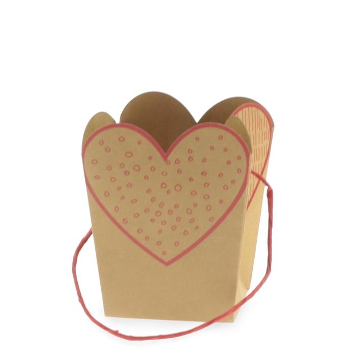 <h4>Valentijn Tas Love collect.15*11*20cm</h4>