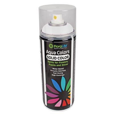 <h4>Floralife aqua spray paint White 400 ml</h4>