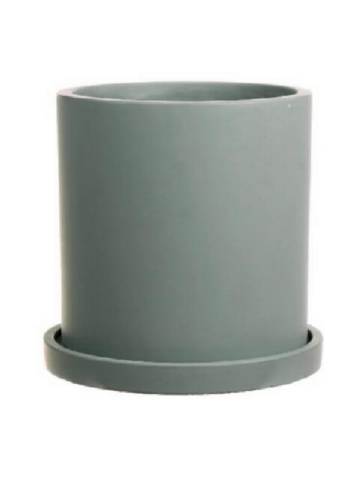 <h4>DF661980575 - Pot Bari d19xh19 hemlock</h4>