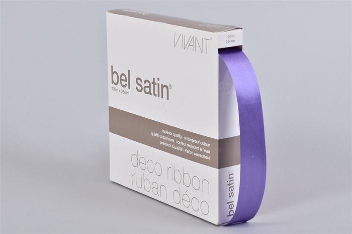 <h4>Lint Satin A37 Lavendel 100m X 25mm P/1</h4>