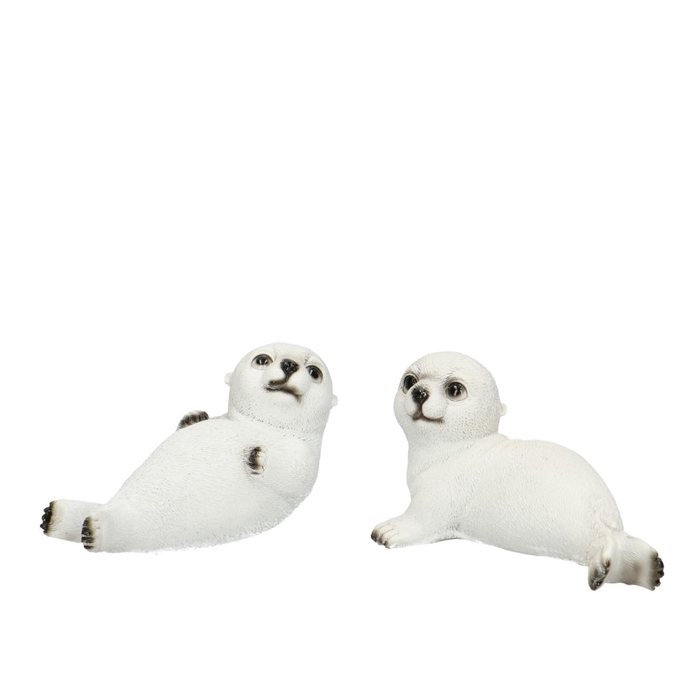 <h4>Autumn Seal mini 13.5*7*7.5cm ass.</h4>
