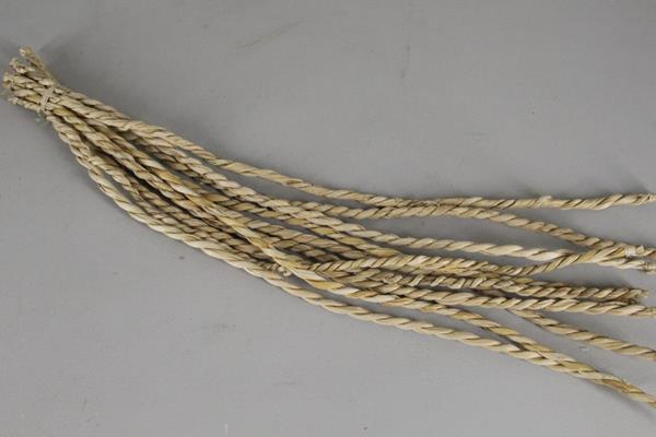 <h4>Banana Rope Bunch (10) Natural</h4>