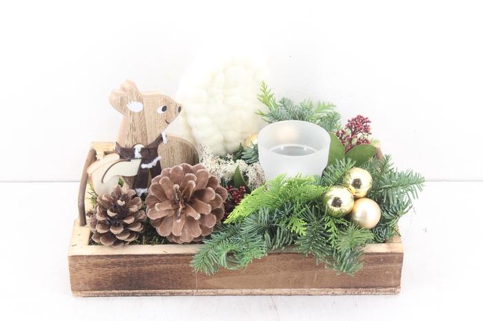 <h4>arr.. Kerst PL - Dienblad handvat eekh.</h4>