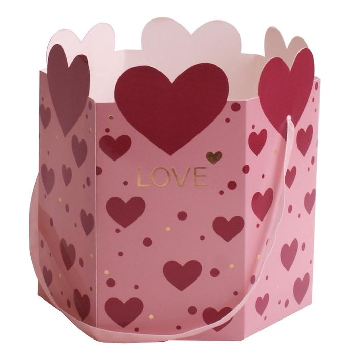 <h4>Promo Tas Adore Love d15*17cm</h4>