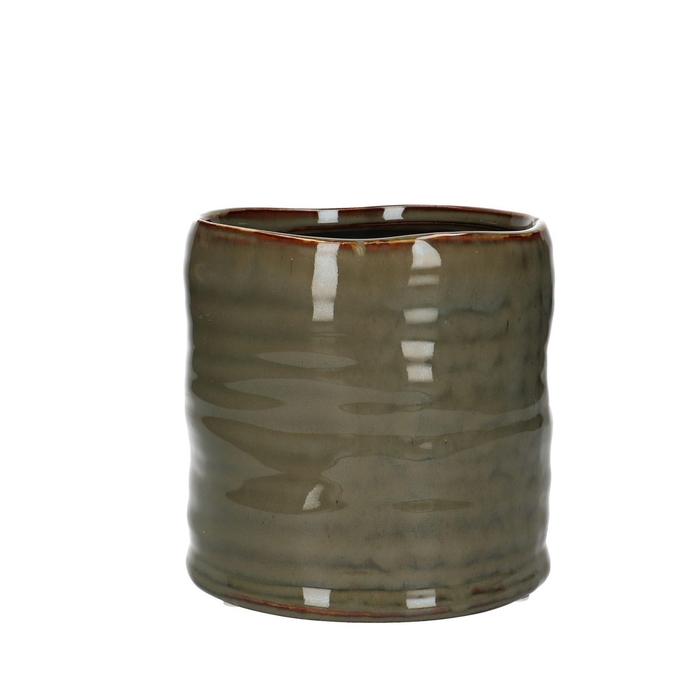 <h4>Keramiek Bronto pot d13*13.5cm</h4>